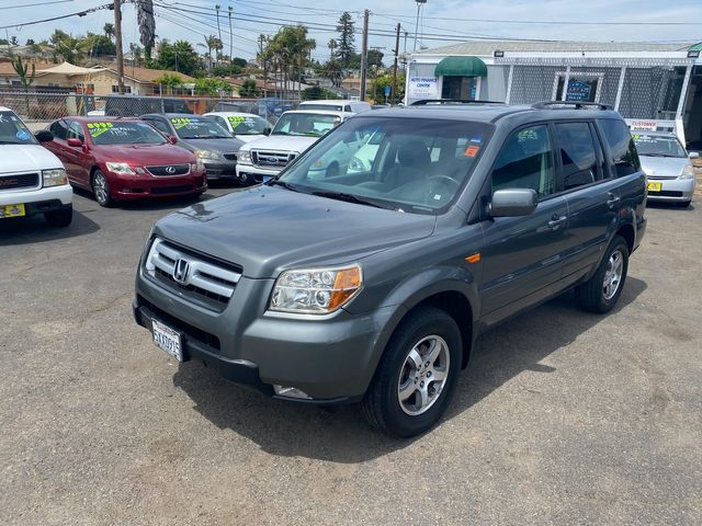2007 Honda Pilot EX-L W/ LEATHER & 3RD ROW SEATING
