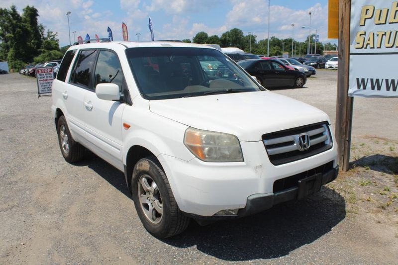 2007 Honda Pilot EX-L  city MD  South County Public Auto Auction  in Harwood, MD