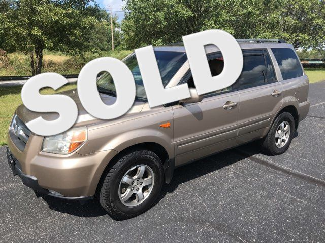 2007 Honda Pilot EX-L Knoxville, Tennessee