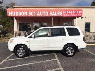2007 Honda Pilot EX   Myrtle Beach, South Carolina   Hudson Auto Sales in Myrtle Beach South Carolina