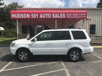 2007 Honda Pilot EX-L | Myrtle Beach, South Carolina | Hudson Auto Sales in Myrtle Beach South Carolina