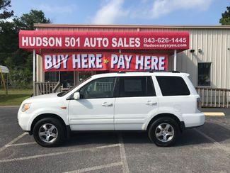 2007 Honda Pilot EX | Myrtle Beach, South Carolina | Hudson Auto Sales in Myrtle Beach South Carolina