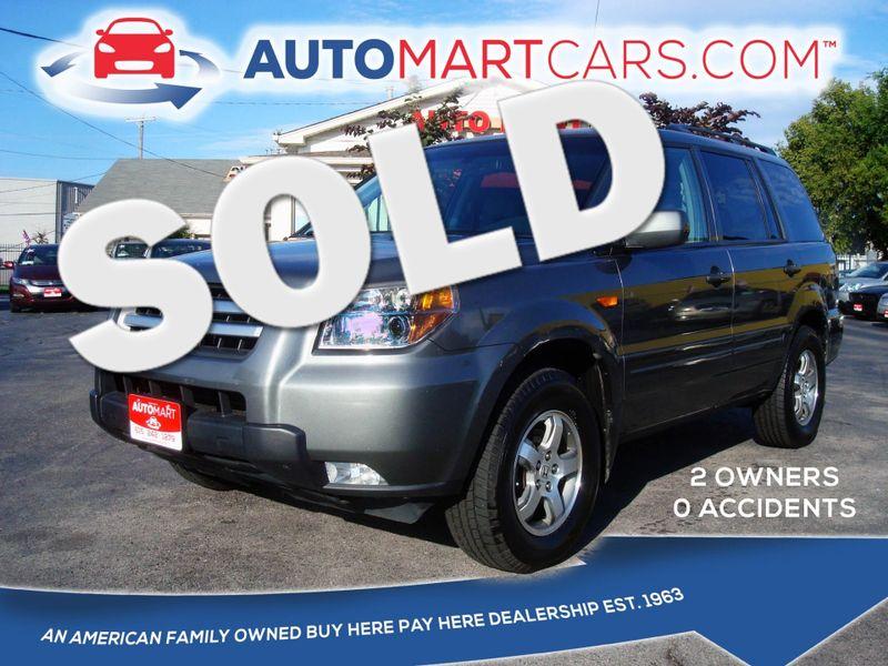 2007 Honda Pilot EX-L   Nashville, Tennessee   Auto Mart Used Cars Inc. in Nashville Tennessee