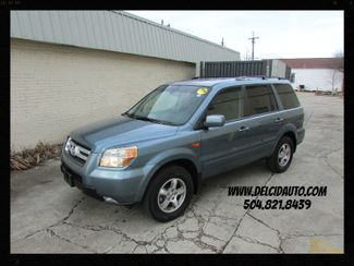 2007 Honda Pilot EX-L,Leather! Sunroof! Clean CarFax! in New Orleans Louisiana, 70119