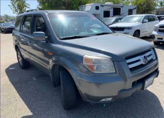2007 Honda Pilot EX-L W/ LEATHER & 3rd ROW SEATING in San Diego, CA 92110