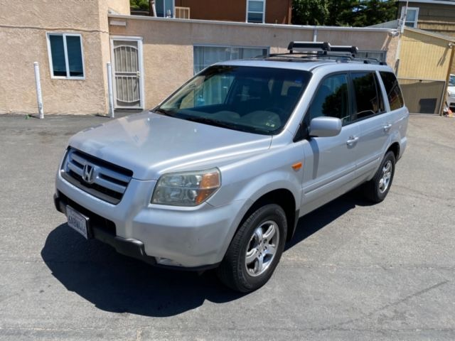 2007 Honda Pilot EX-L 4X4 W/ 3RD LEATHER ROW SEATING