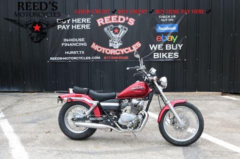 2007 Honda Rebel CMX250C | Hurst, Texas | Reed's Motorcycles in Hurst, Texas
