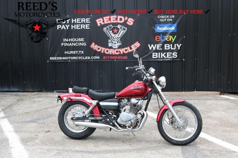 2007 Honda Rebel CMX250C | Hurst, Texas | Reed's Motorcycles in Hurst Texas