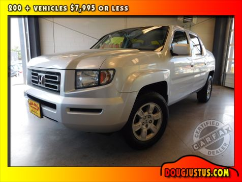 2007 Honda Ridgeline RTL w/Leather in Airport Motor Mile ( Metro Knoxville ), TN