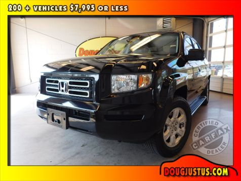 2007 Honda Ridgeline RTL w/Leather & Navi in Airport Motor Mile ( Metro Knoxville ), TN