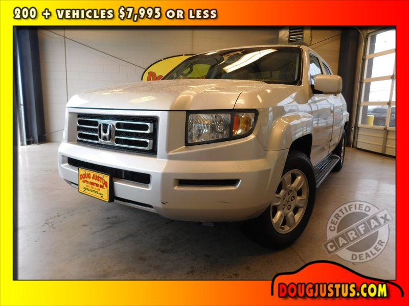 2007 Honda Ridgeline RTL wLeather  city TN  Doug Justus Auto Center Inc  in Airport Motor Mile ( Metro Knoxville ), TN