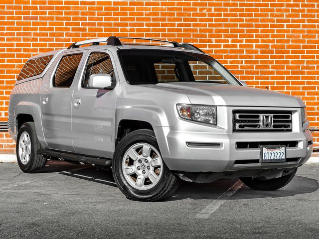 2007 Honda Ridgeline RTL w/Leather & Navi Burbank, CA 1