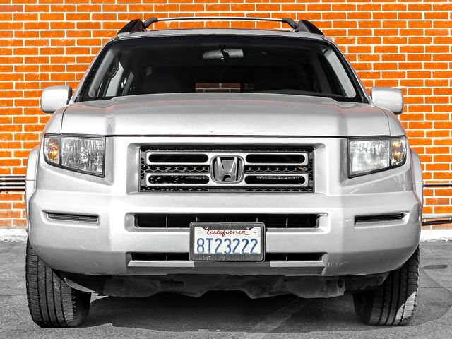 2007 Honda Ridgeline RTL w/Leather & Navi Burbank, CA 2