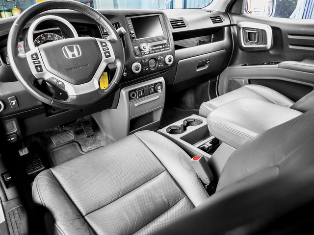 2007 Honda Ridgeline RTL w/Leather & Navi Burbank, CA 9