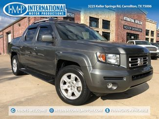 2007 Honda Ridgeline RTL w/Leather; Sunroof- Timing Belt Replaced in Carrollton, TX 75006