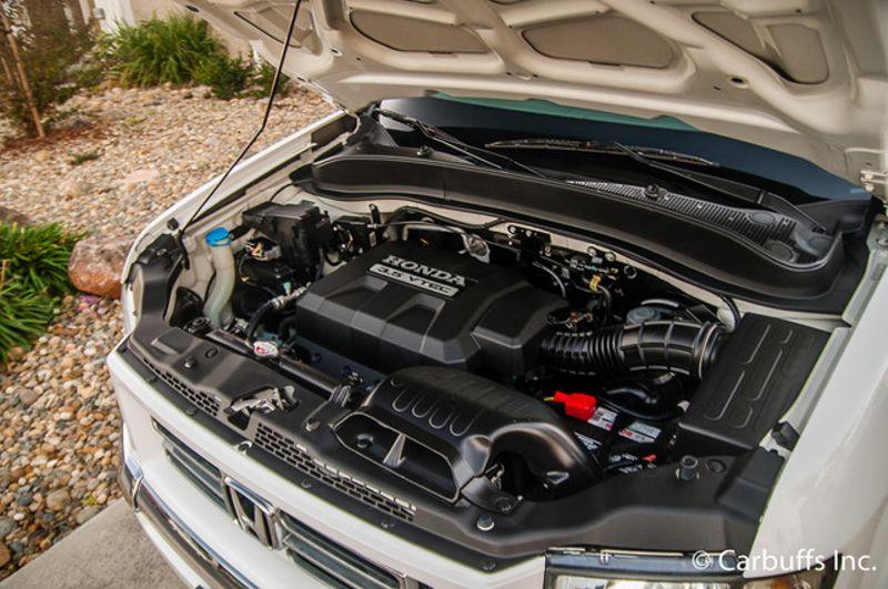 2007 Honda Ridgeline RTX 4x4   Concord, CA   Carbuffs in Concord, CA