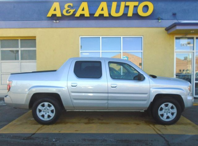 2007 Honda Ridgeline RTL w/Leather &38; Navi in Englewood, CO 80110