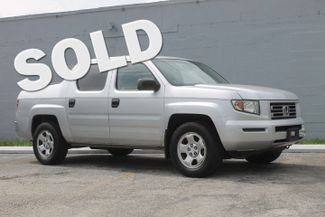 2007 Honda Ridgeline RT Hollywood, Florida