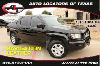 2007 Honda Ridgeline RTL w/Leather in Plano, TX 75093