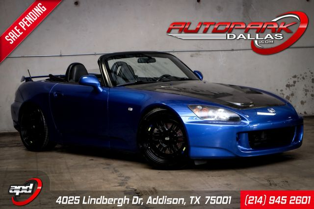 2007 Honda S2000 Enkei RPF1, Invidia Exhaust, & More