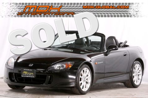 2007 Honda S2000 - AP2 - Traction control - Only 57K miles in Los Angeles