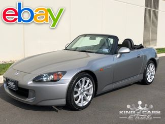 2007 Honda S2000 Convertible 79K MILES 6SPD 1-OWNER CLEAN CARFAX MINT in Woodbury, New Jersey 08093