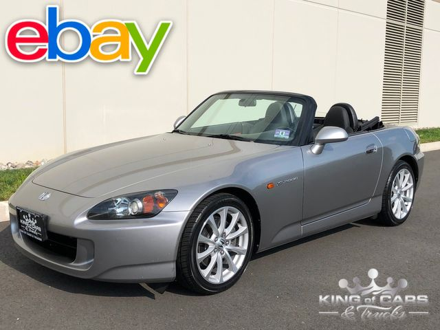 2007 Honda S2000 Convertible 79K MILES 6SPD 1-OWNER CLEAN CARFAX MINT in Woodbury, New Jersey 08096