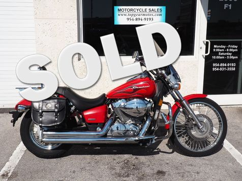 2007 Honda Shadow Spirit 750 C2  in Dania Beach, Florida