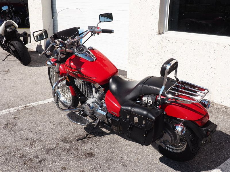 2007 Honda Shadow Spirit 750 C2   city Florida  Top Gear Inc  in Dania Beach, Florida