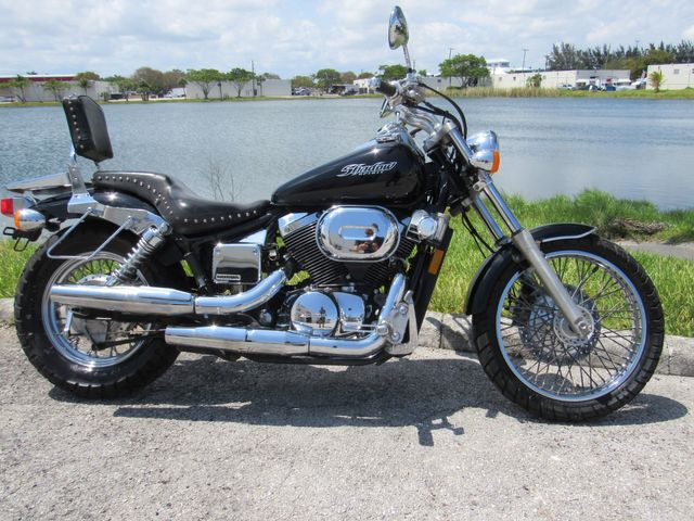 2007 Honda Shadow® Spirit in Dania Beach , Florida 33004