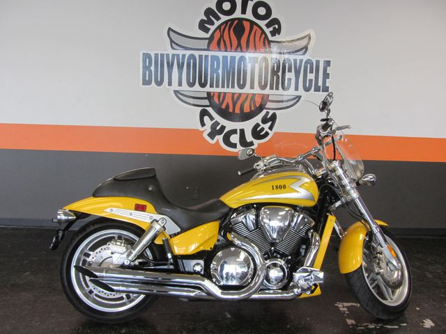 2007 Honda VTX™ 1800F Spec 3 in Arlington, Texas , Texas 76010