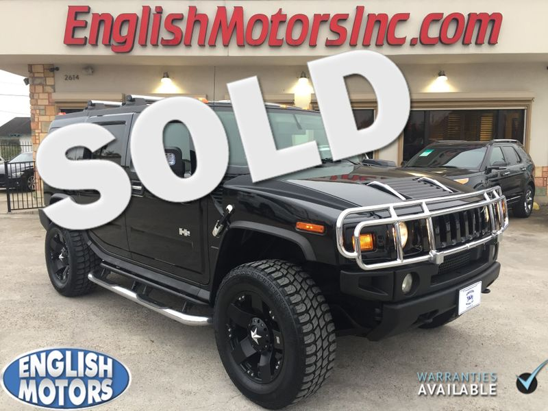 2007 Hummer H2 SUV  Brownsville TX  English Motors  in Brownsville, TX