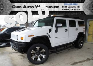 2007 Hummer H2 SUV 4x4 Sunroof Leather V8 We Finance | Canton, Ohio | Ohio Auto Warehouse LLC in Canton Ohio