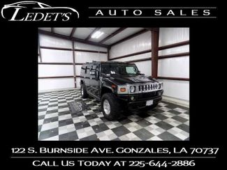 2007 Hummer H2 SUV - Ledet's Auto Sales Gonzales_state_zip in Gonzales