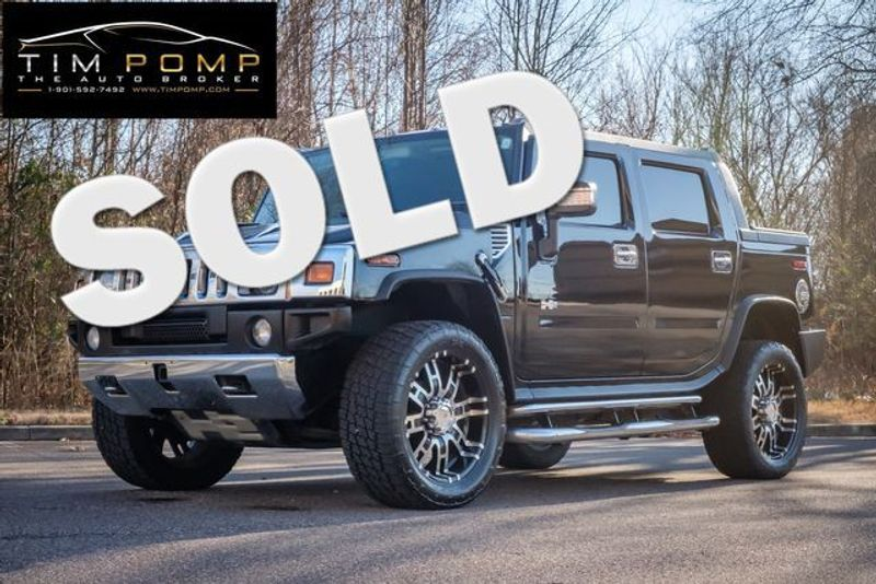 2007 Hummer H2 SUT   Memphis, Tennessee   Tim Pomp - The Auto Broker in Memphis Tennessee