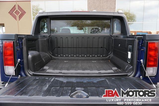 2007 Hummer H2 SUT 4WD Luxury Package Navigation Rear Seat DVD in Mesa, AZ 85202