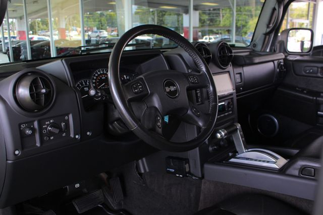 2007 Hummer H2 SUV LUXURY EDITION 4X4 - NAV - DUAL DVDS - SUNROOF Mooresville , NC 36