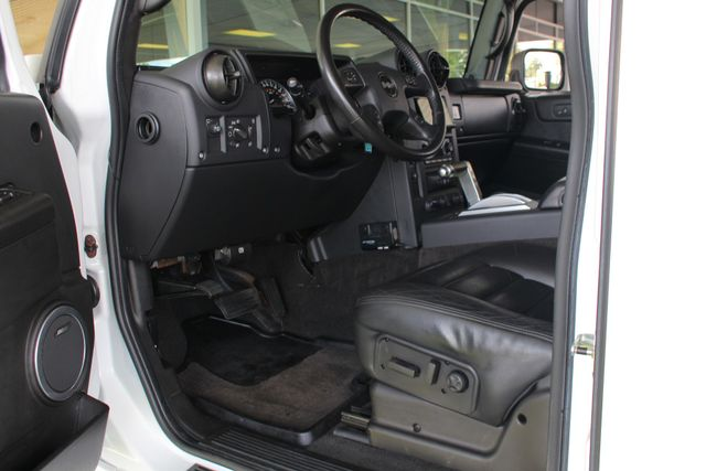 2007 Hummer H2 SUV LUXURY EDITION 4X4 - NAV - DUAL DVDS - SUNROOF Mooresville , NC 37