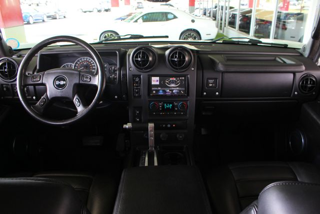 2007 Hummer H2 SUV LUXURY EDITION 4X4 - NAV - DUAL DVDS - SUNROOF Mooresville , NC 35