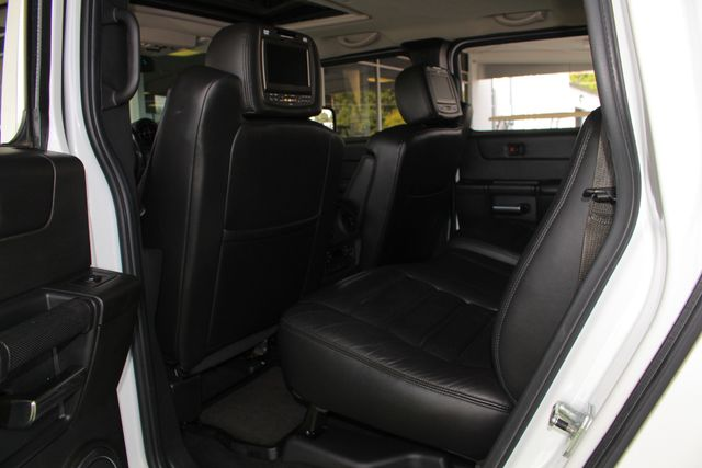 2007 Hummer H2 SUV LUXURY EDITION 4X4 - NAV - DUAL DVDS - SUNROOF Mooresville , NC 45