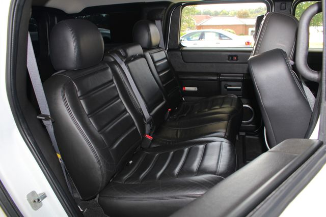 2007 Hummer H2 SUV LUXURY EDITION 4X4 - NAV - DUAL DVDS - SUNROOF Mooresville , NC 15