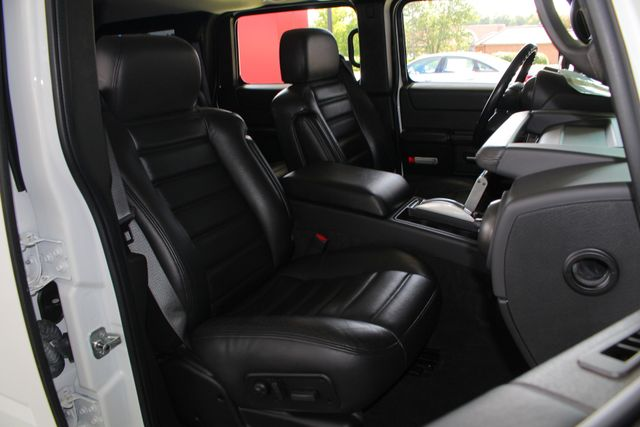 2007 Hummer H2 SUV LUXURY EDITION 4X4 - NAV - DUAL DVDS - SUNROOF Mooresville , NC 16