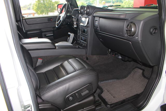 2007 Hummer H2 SUV LUXURY EDITION 4X4 - NAV - DUAL DVDS - SUNROOF Mooresville , NC 38