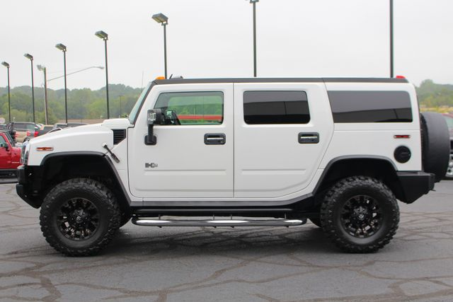 2007 Hummer H2 SUV LUXURY EDITION 4X4 - NAV - DUAL DVDS - SUNROOF Mooresville , NC 19