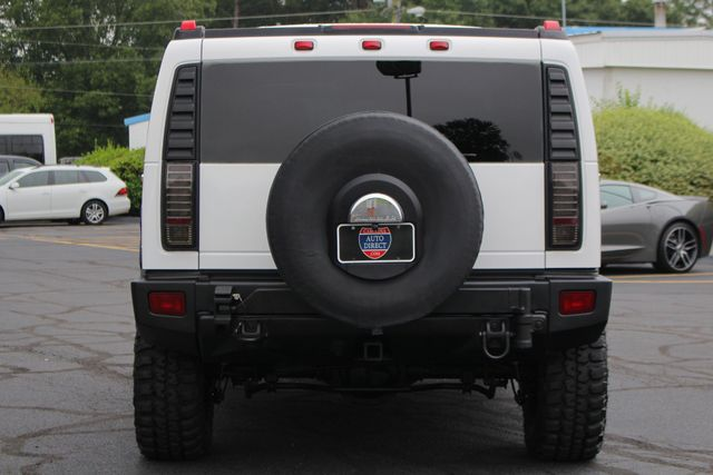 2007 Hummer H2 SUV LUXURY EDITION 4X4 - NAV - DUAL DVDS - SUNROOF Mooresville , NC 21