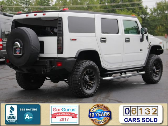 2007 Hummer H2 SUV LUXURY EDITION 4X4 - NAV - DUAL DVDS - SUNROOF Mooresville , NC 3