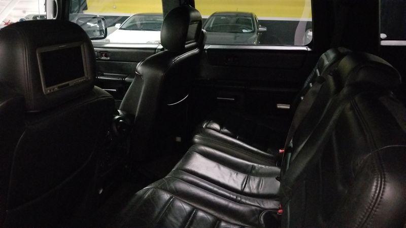 2007 Hummer H2 SUV 4X4 BLACK ON BLACK    Palmetto, FL   EA Motorsports in Palmetto, FL