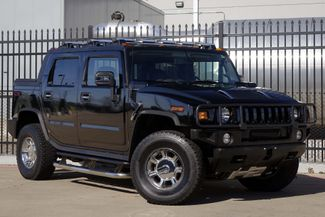 2007 Hummer H2 SUT* Sunroof* Leather* 4x4* EZ Finance**   Plano, TX   Carrick's Autos in Plano TX