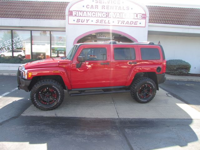 2007 Hummer H3 4WD SUV in Fremont, OH 43420