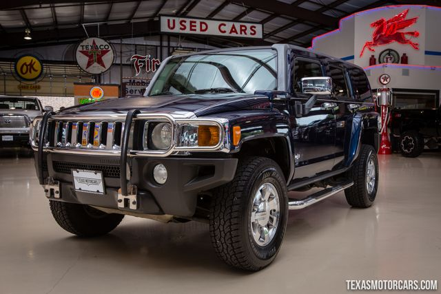 2007 Hummer H3 SUV in Addison Texas, 75001